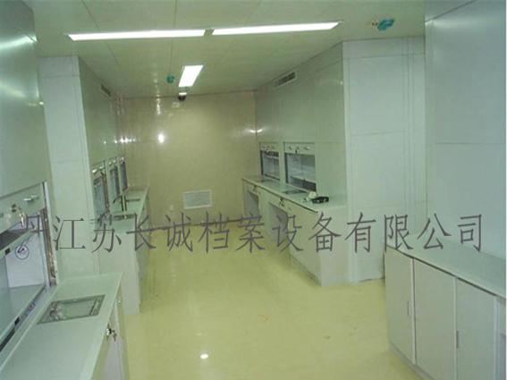 guang州军区某部档案柜(工控机条xing...